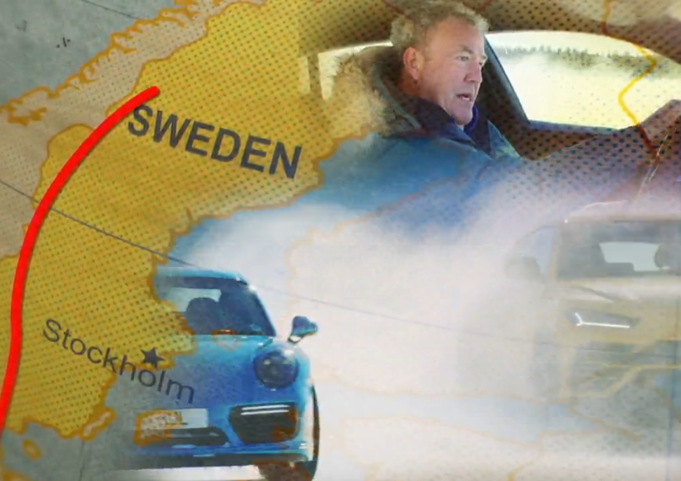 The Grand Tour in Sweden (title)