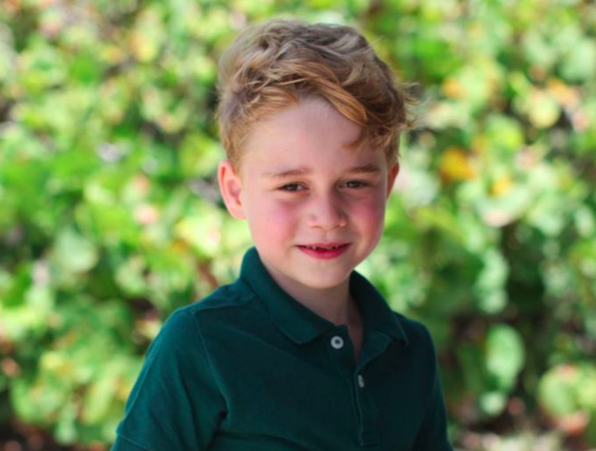 Prince George in 2019 (title). Credit: Duchess of Cambridge/PA