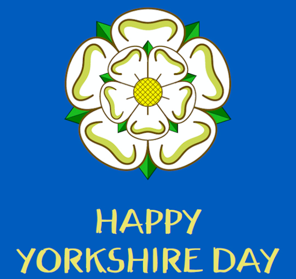 Yorkshire Day Greetings Card. Credit: I'm from Yorkshire Ltd