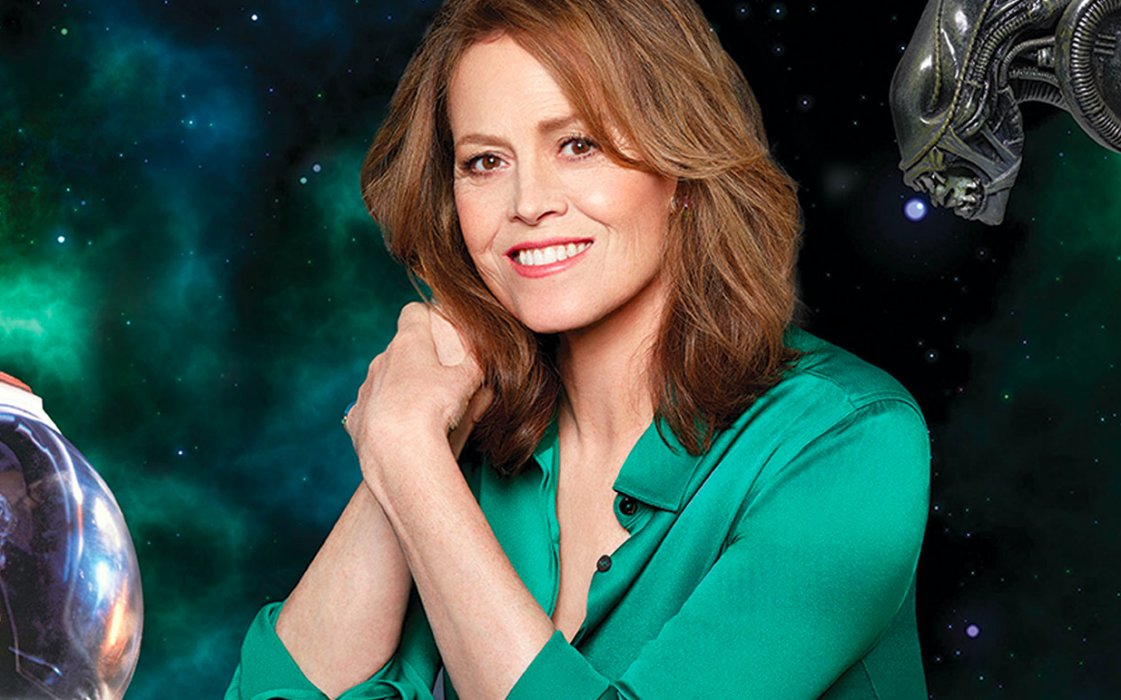 Sigourney Weaver (June 2019). Credit: Mara Reinstein/Parade