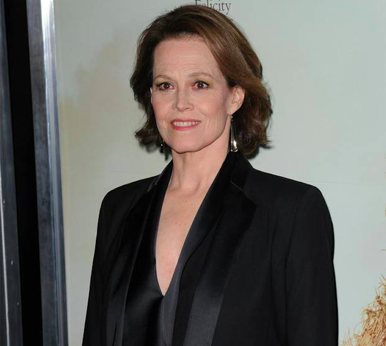 Sigourney Weaver (June 2019). Credit: Kristin Collahan/ACE/Image Collect