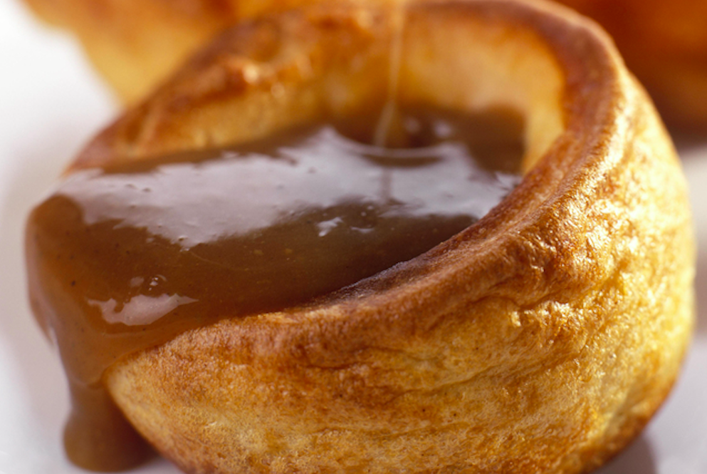 Yorkshire Pudding with Gravy. Credit: Kraft Heinz Canada ULC