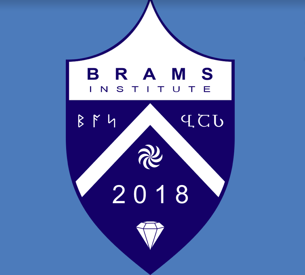 BRAMS Institute logo. Credit: BRAMS/Maia Nadareishvili